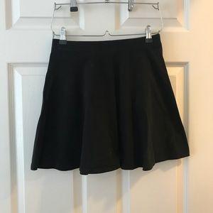 Forever 21 cotton skater skirt size M